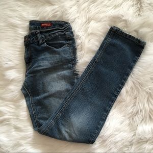 Express Jeans 4 Skinny Straight